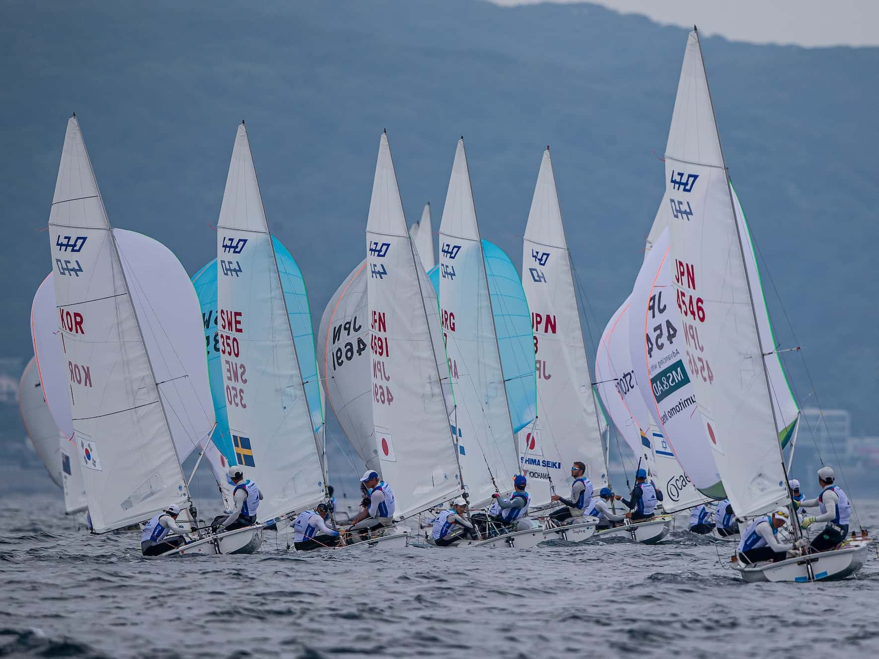 The Olympic Classes Sub-committee took centre stage on the third day of World Sailing's 2020 Annual Conference.