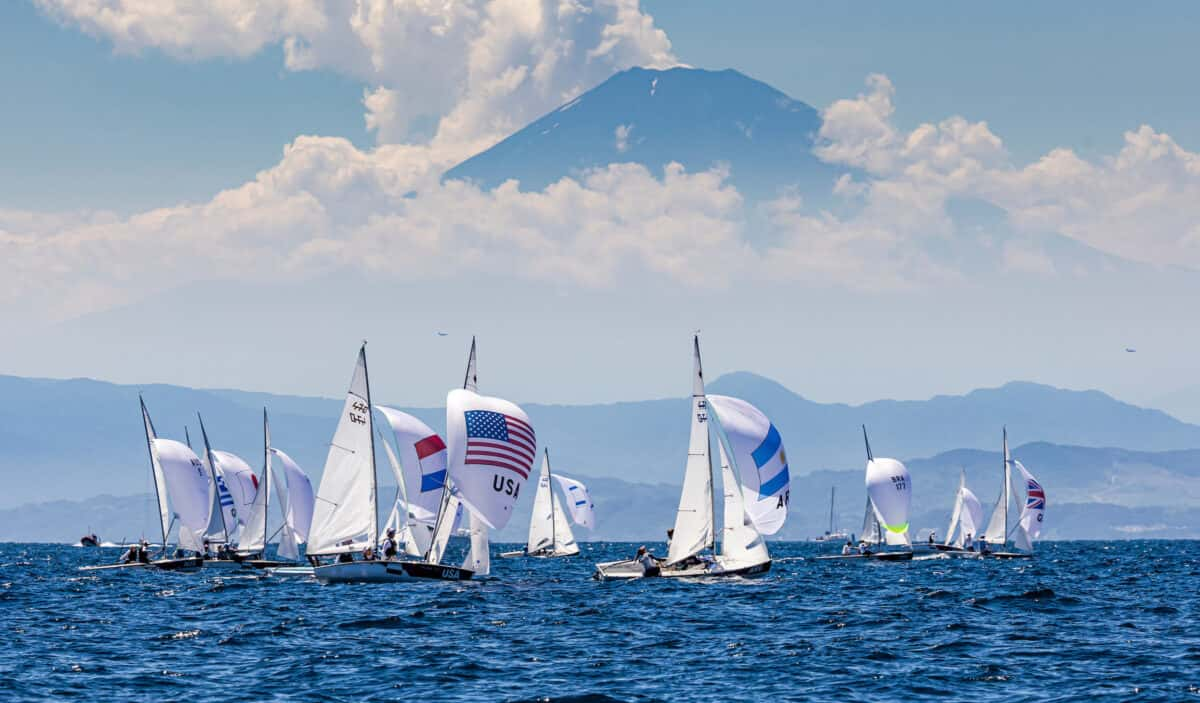 World Sailing   Tokyo 2020 Olympics Games - Results Centre