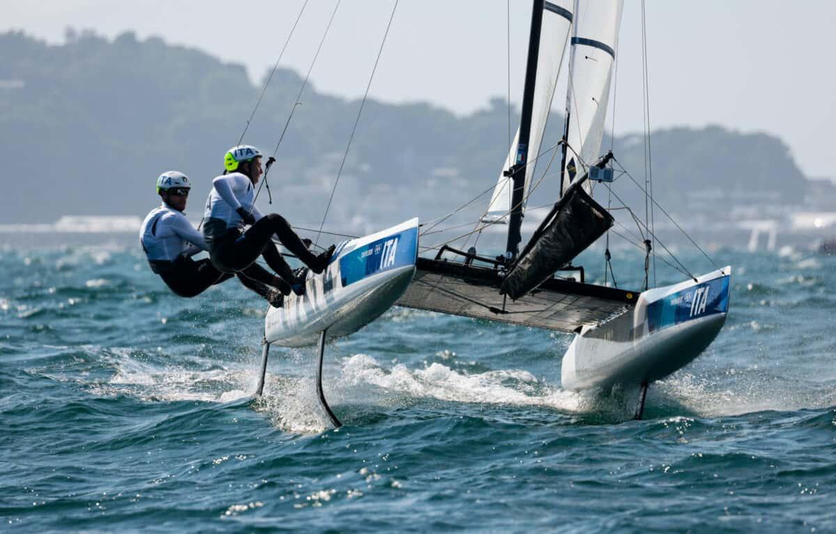World Sailing | Tokyo 2020 Olympics Games - Evening Report: Big Wave Wednesday